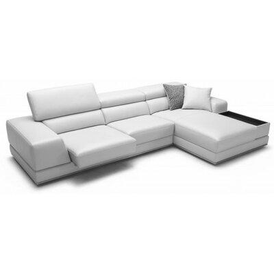 Modani Bergamo Right Hand Facing Sectional Sofa Amp Reviews
