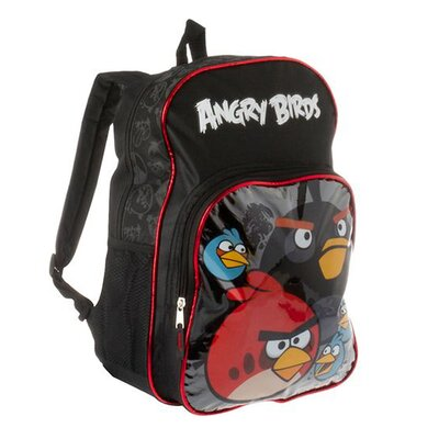 Angry Birds Backpack by Accessory Innovations