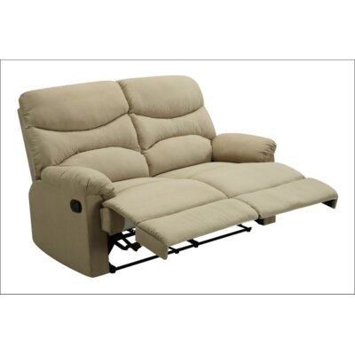 Glory Furniture JLDQ1057 Double Reclining Loveseat