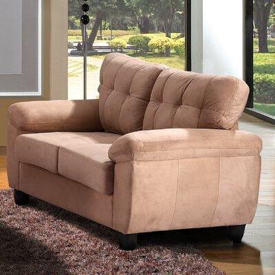 Glory Furniture JLDQ1403 Loveseat