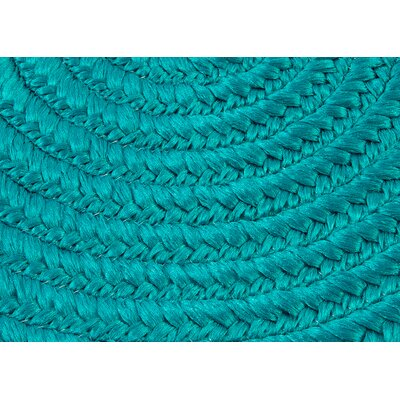 Colonial Mills Boca Raton Turquoise Outdoor Area Rug