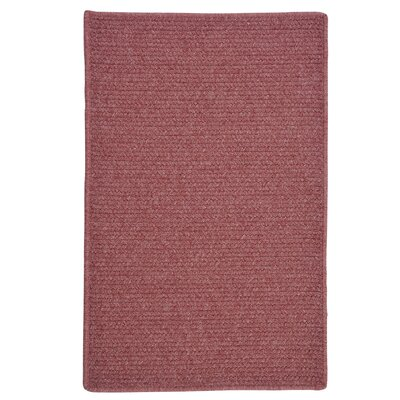 Courtyard Mauve Rug by Colonial Mills