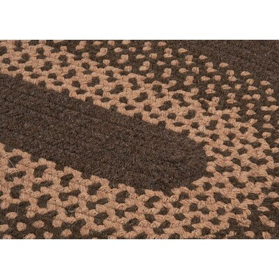 Colonial Mills Madison Roasted Brown Area Rug
