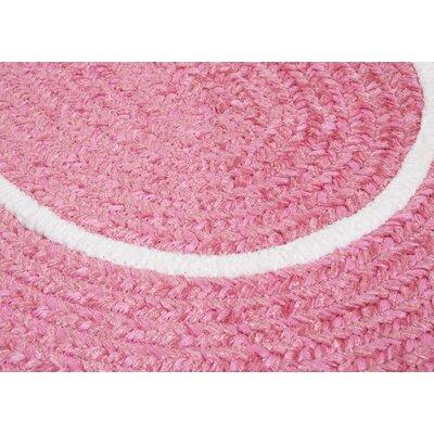 Colonial Mills Silhouette Pink Indoor/Outdoor Area Rug