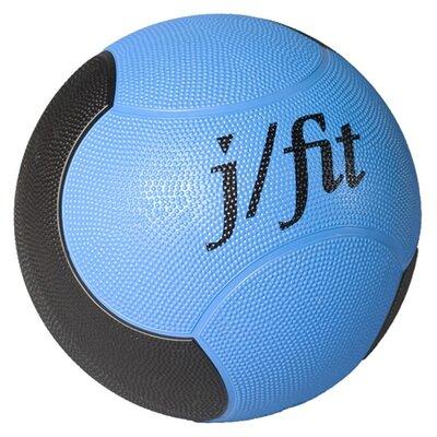 J Fit 6 lbs Premium Medicine Ball