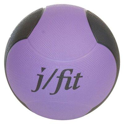 J Fit 10 lbs Premium Medicine Ball