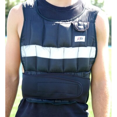 J Fit 10 lbs Adjustable Weighted Vest