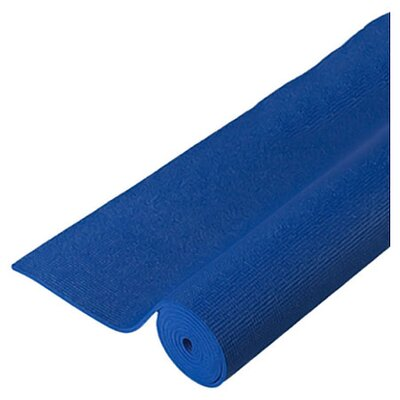 J Fit Extra Thick Pilates Yoga Mat in Blue