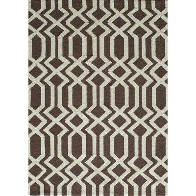 Geo Brown Area Rug by Momeni