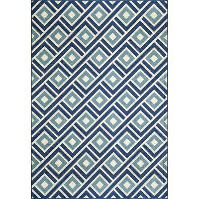 Momeni Baja Blue Indoor/Outdoor Area Rug