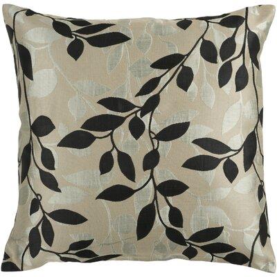 Flowering Throw Pillow by Surya