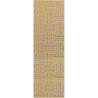 Rain Gold Indoor/Outdoor Rug by Surya