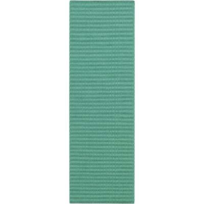 Ravena Green/Aqua Area Rug by Surya