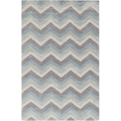Mamba Multi-Colored Chevron Rug by Surya