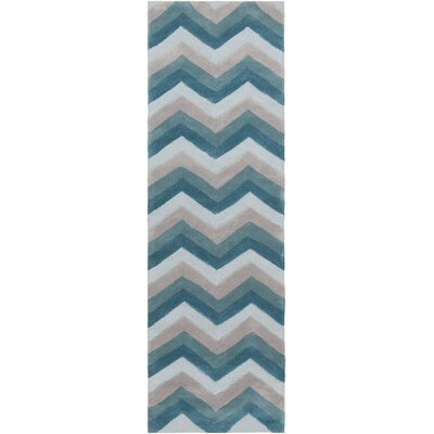Mamba Multi Chevron Rug by Surya