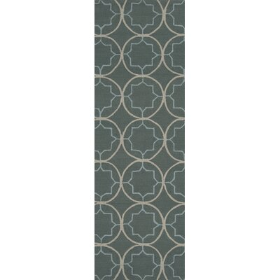 Rain Moss/Slate Indoor/Outdoor Area Rug by Surya