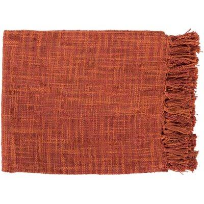 Tori Cotton Throw Blanket by Surya