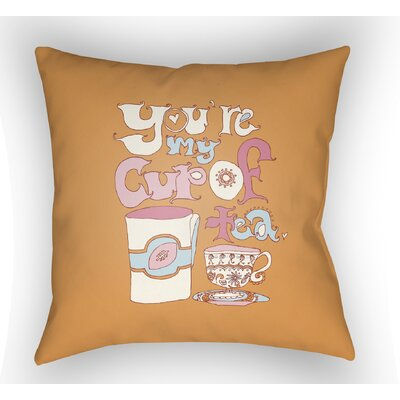 Doodle Throw Pillow by Surya