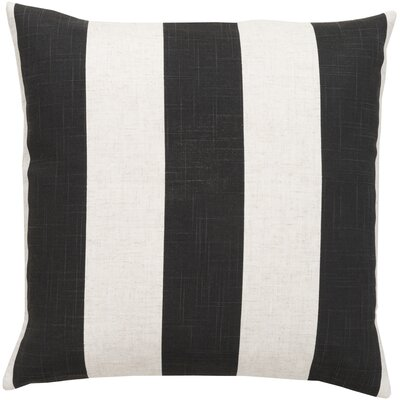 Surya Striking Stripe Throw Pillow