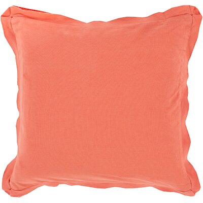 Simple Sophistication Cotton Throw Pillow by Surya