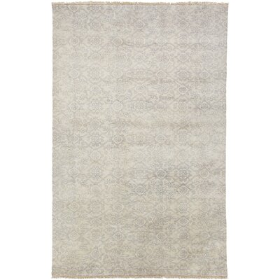 Cheshire Mauve/Light Gray Area Rug by Surya