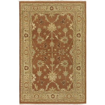 Surya Ainsley Brown/Tan Area Rug