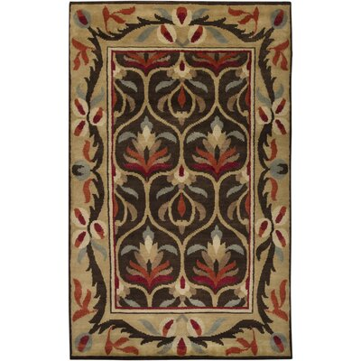 Surya Arts and Crafts Coffee Bean Area Rug