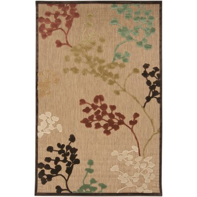 Portera Brown Sugar Indoor/Outdoor Rug by Surya