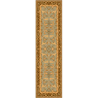 Surya Ainsley Pussywillow/Brown Area Rug