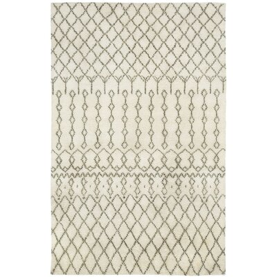 Fortress Beige Trellis Area Rug by Capel