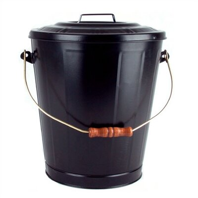 Uniflame Corporation Ash Bin with Lid