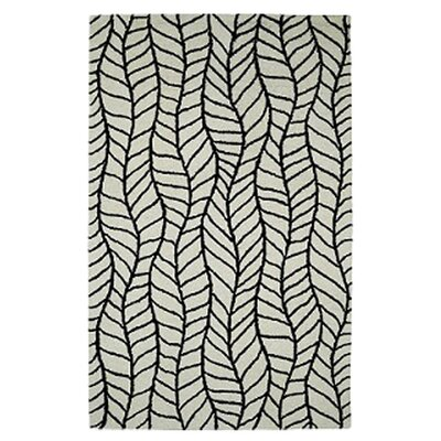 Palace Black/White Area Rug by Dynamic Rugs