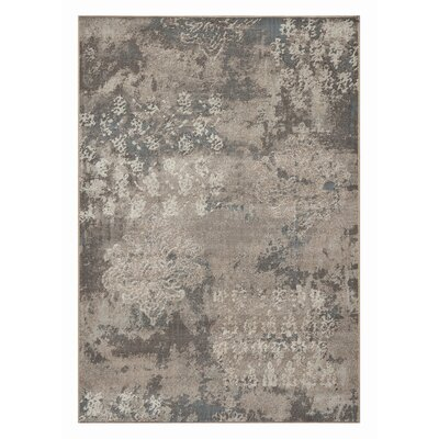 Mysterio Light Silver Rug by Dynamic Rugs