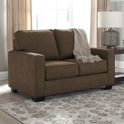 zeb twin sleeper sofa wayfair. Black Bedroom Furniture Sets. Home Design Ideas