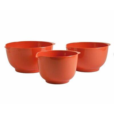 3 Piece Melamine Mixing Bowl Set by Gourmac