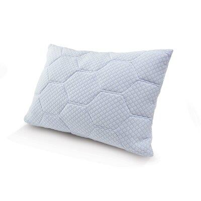 Cooling Gel Reversible Memory Foam Loft Pillow by Tempure Rest