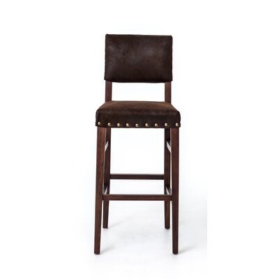 Metro Bar Stool with Cushion by dCOR design