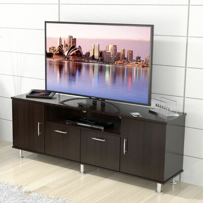 Elegant TV Stand by dCOR design