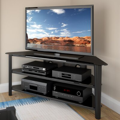Alturas Corner TV Stand by dCOR design