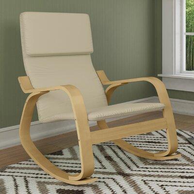 Aquios Rocking Chair by dCOR design