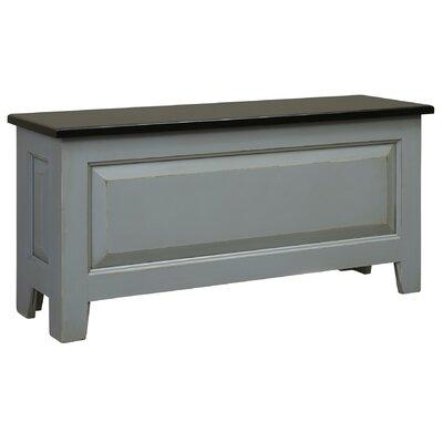 Ellie Wood Storage Bench by dCOR design