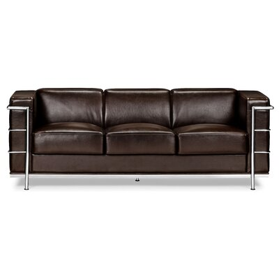 Leather Sofa by dCOR design