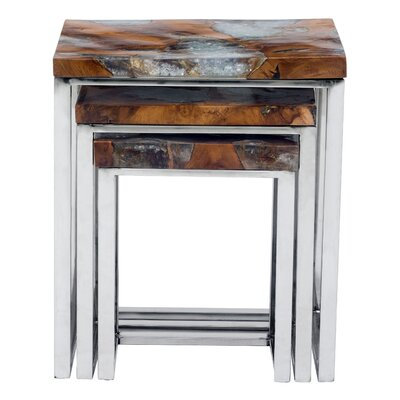 Nesting Table by dCOR design