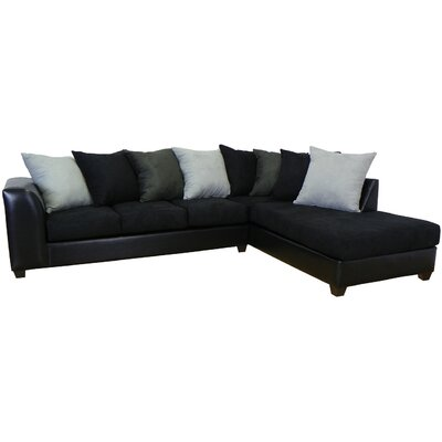 Alyssa Right Hand Facing Sectional by Piedmont Furniture