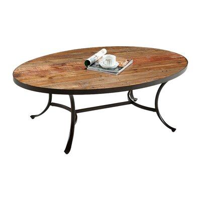 Wayfair Oval Coffee Table Mercury Row Oval Coffee Table