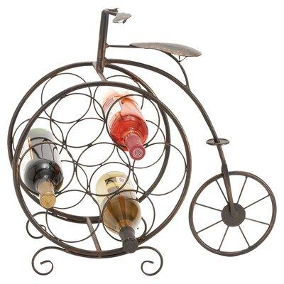 Bicyclette Wine Rack by Mercury Row