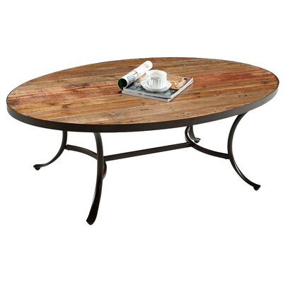 Oval Coffee Table by Mercury Row