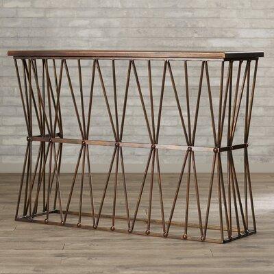 Minerva Console Table by Mercury Row
