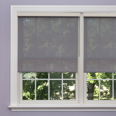 Premium Linen Look Window Roller Shade Product Photo