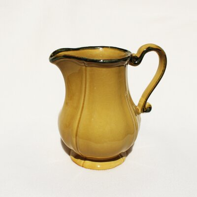Grande Gamboge Pitcher by Melita's Home